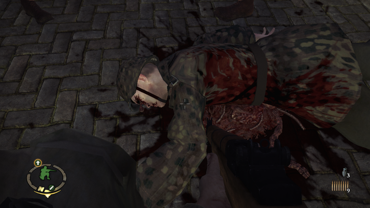 Brothers in Arms: Hell's Highway Screenshot 1
