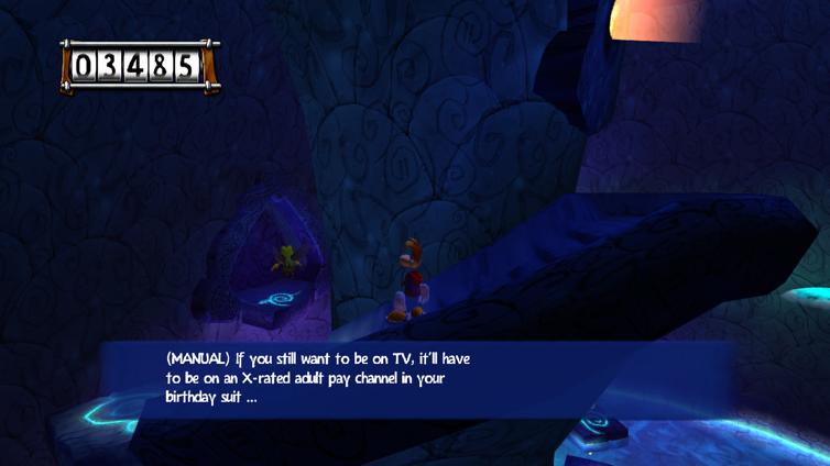 Rayman 3 HD Screenshot 2