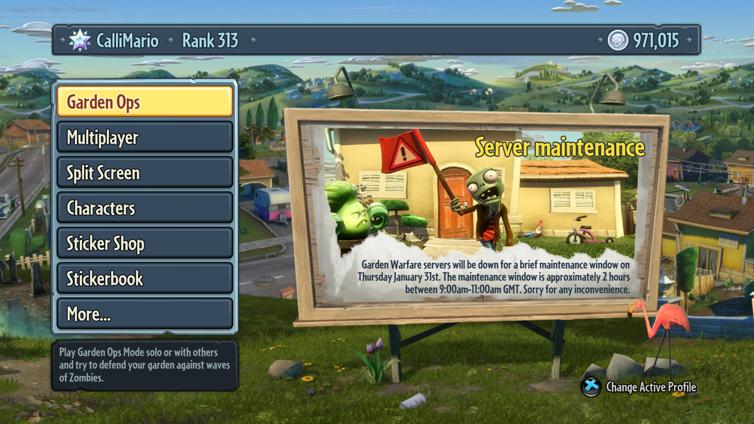 Plants vs. Zombies Garden Warfare Screenshot 2