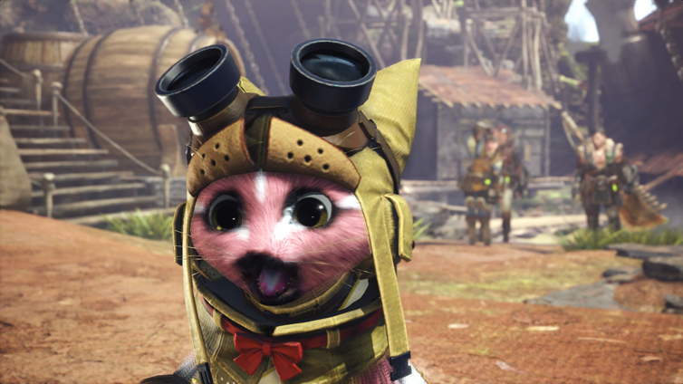 Monster Hunter: World Screenshot 1