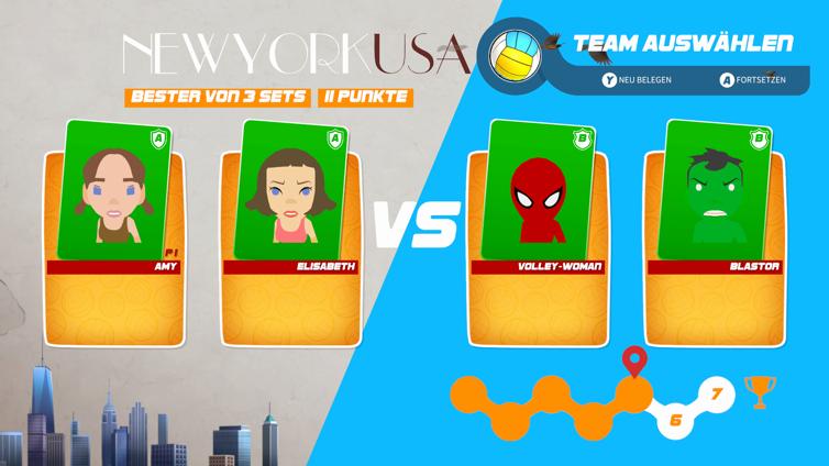Super Volley Blast Screenshot 4