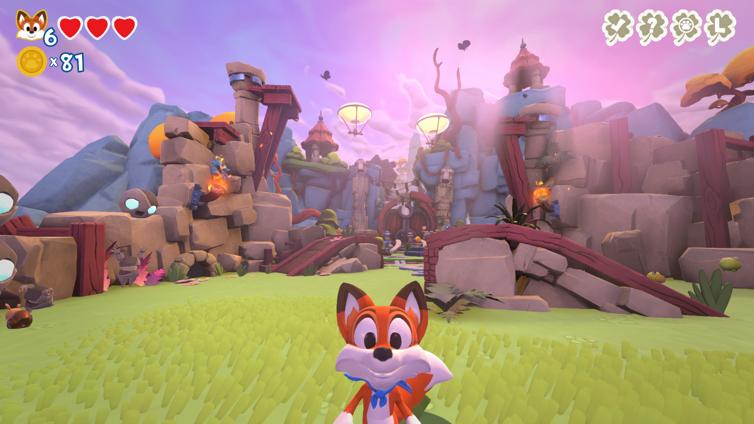 Super Lucky's Tale Screenshot 2