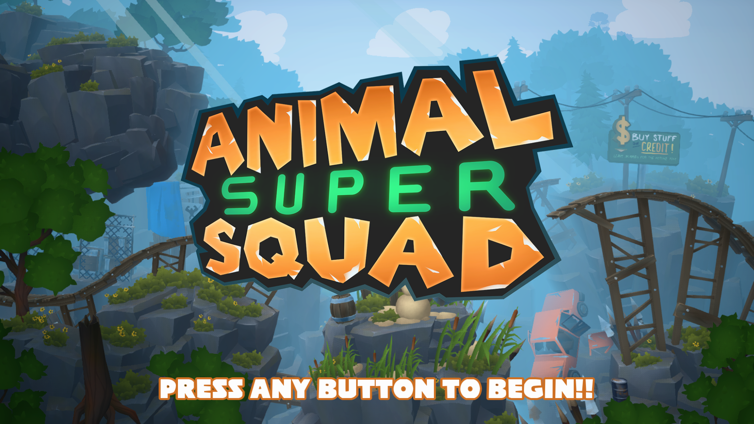 Animal Super Squad Screenshot 3