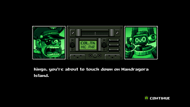 Mercenary Kings: Reloaded Edition Screenshot 4